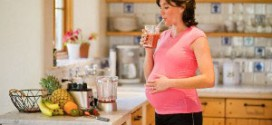 هفت راز در گوشی برای تغذیه دوران بارداری