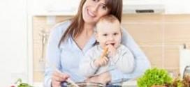 تغذیه مادران در دوران شیردهی