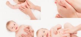 ماساژ نوزاد