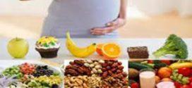 کاهش تهوع در بارداری با تغذیه